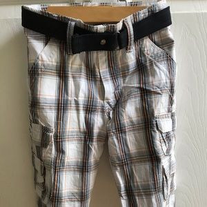 LEE DUNGAREES CARGO SHORTS! Size: 7X! Never worn!